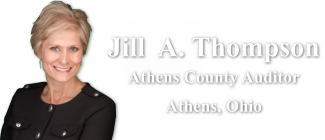 Athens County Ohio Auditor